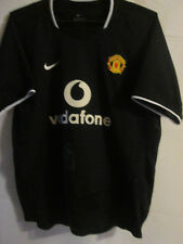 Ole Gunnar Solskjaer Signed Manchester United Football Shirt with COA /34185