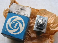 NOS ROVER P5 / P5B HEATER SWITCH