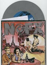 "NoFx ""Single of the Month #11"" 7"" OOP vinyl Blink 182 AFI MxPx Bad Religion"