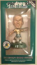 Extremely Rare Limited Edition Corinthian Pro Star XL David Beckham Figure Gold