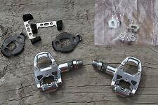 Shimano Ultegra PD-6600 pedals with cleats NEW spd-r