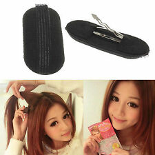 2 Pieces Women Hair Styling Base Accessory Maker Pads Hairpins Clip Insert Tool