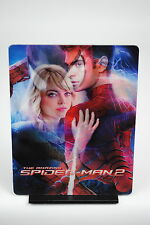 The Amazing Spider-Man 2 Lenticular Magnetic Steelbook Cover