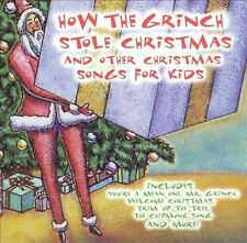Unknown Artist How the Grinch Stole Christmas and Other CD ***NEW***