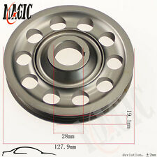 Racing Light Weight Aluminum Crank Pulley for Civic EK9 Integra DC2 Type R CTR