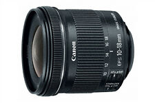 Canon EF-S 9519B002 10-18mm F/4.5-5.6 STM IS EF-s lens