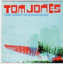 (FI630) Tom Jones, Tom Jones International - 2002 DJ CD