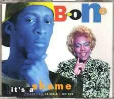 B-One - It's A Shame - CDM - 1996 - Eurohouse Johnny Williams, Louis Element