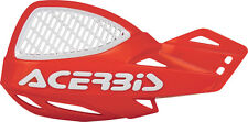 ACERBIS VENTED UNIKO HANDGUARD RED/WHITE 2072671005 Fits: Beta 390 RS,430 RS,500