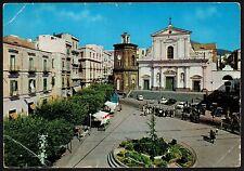 AD2166 Napoli - Provincia - Torre del Greco - Piazza Santa Croce e Basilica