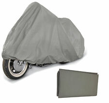 Motorbike Mountain Bike Moped Motorcycle Scooter Rain Dust Cover Tarpaulin