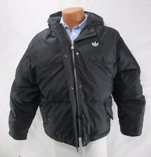 ADIDAS DOWN PUFFER COAT WOMENS SIZE MEDIUM  winter puffa feather jacket