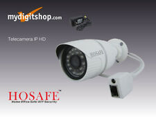 HOSAFE 1MB1W HD IP camera 24 LED night vision a colori