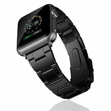 Apple Watch Band, JETech 42mm Acero Inoxidable Banda Correa Muñeca Reemplazo conmigo