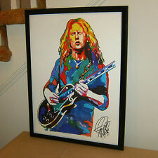 Jerry Cantrell, Alice in Chains, Guitar, Guitarist, Singer, 18x24 POSTER w/COA