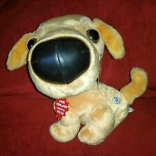 Artlist Collection THE DOG Golden Retriever Animated Barking Plush Dog 2003 LNWT