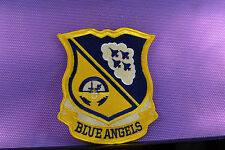 BLUE ANGELS ORIG JACKET PATCH COLD WAR ERA, NM-M COND. ISSUED NOT WORN BY PILOT