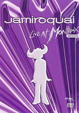 Jamiroquai - Live At Montreux 2003 New sealed  DVD SHIPS FREE
