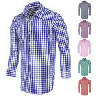 New Shirts Mens Luxury Casual Stylish Slim Fit Long Sleeve Shirts Dress Shirts