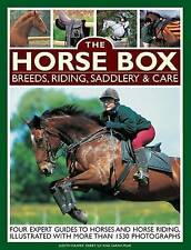 The Horse Box: Breeds, Riding, Saddlery & Care, Judith Draper