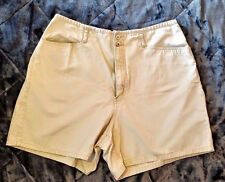 Xhilaration Shorts Womens Plus size 16W Walking Flat Front