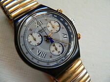 1993 Swatch watch Chrono - Chronograph watch Alabama SCN105 SCN106