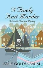 A Finely Knit Murder (A Seaside Knitters Mystery)