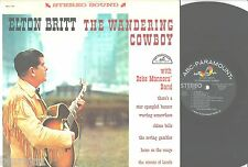 Elton Britt-The Wandering Cowboy LP (ABC Paramount)St 90162 Stereo Country