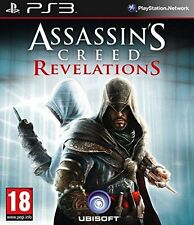 ASSASSIN'S CREED REVELATIONS | PLAYSTATION 3 PS3 Videogioco