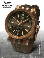 Vostok Europe Energia Rocket Bronze Automatic NH35A-575O285 - 3000 Piece