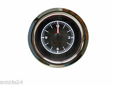 1955 1956 CHEVY VLC GAUGE CLOCK KIT BLACK WHITE DAKOTA DIGITAL LS3 LSX BB SB