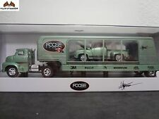 "M2 Machines 1956 Ford C-500 COE & 1956 Ford F-100 Truck ""Foose Overlord"" R18"