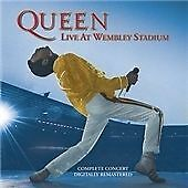 Queen - Live At Wembley 1986 (2003) 2 cd set fully digitally remastered