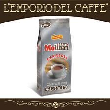 Caffè Molinari 8 kg Grani Beans Miscela Espresso Bar - 100% Espresso Napoletano