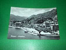 Cartolina Omegna - Lungolago 1968