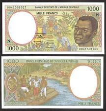 EQUATORIAL GUINEA ( C. A. S. )  1000 Francs 2000 UNC P 502N h