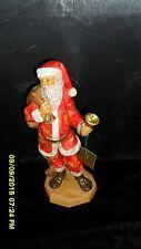 Vintage Fontanini   E. Simonetti Santa Figure New In Original Box Tag
