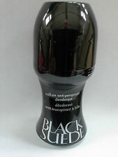AVON  BLACK SUEDE  ROLL- ON ANTI-PERSPIRANT DEODORANT  NEW~~ 50 ml