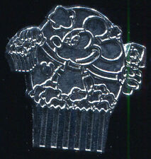 DLR 2013 Hidden Mickey Popcorn Labels Mickey Mouse CHASER Disney Pin 95125