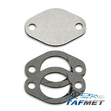 28. EGR valve Blanking Plate Gasket for CITROEN FIAT PEUGEOT HDI JTD 2.0 8V