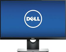 "BRAND NEW Dell 23"" IPS LED-backlit S2316M PC Monitor Full HD 1920 x 1080 VGA DVI"