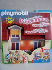 Playmobil 3in1 5167 Mein neues Mitnehm-Puppenhaus - Neu & OVP