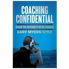 Coaching Confidential: Inside the Fraternity of NFL Coaches-ExLibrary