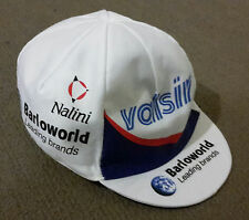 Retro Barloworld Pro Cycling Team cap (Flat Postage Rate)