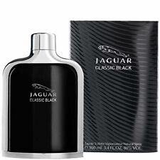 Jaguar classic black for men EDT Eau de Toilette 100ml  BNIB