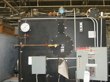 PARKER LOW PRESSURE STEAM BOILER 150HP, LOW NOx SO CAL AQMD LEGAL