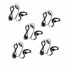 5x1Pin 2.5mm Jack PTT MIC Earpiece Headset for RETEVIS RT-388 RT-628 2-Way Radio