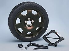 2015-2016 Mustang OEM Genuine Ford Spare Wheel Tire Kit with Jack & Wrench