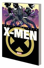 Marvel Knights: X-Men - Haunted by Brahm Revel & Cris Peter TPB 2014 Marvel