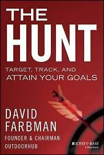 1st Edition The Hunt Target, Track, and Attain Your Goals by David Farbman 2014